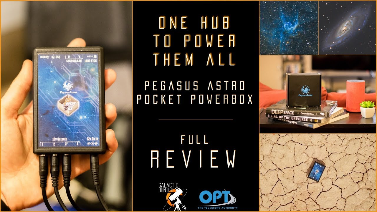 Pocket Powerbox - Pegasus Astro