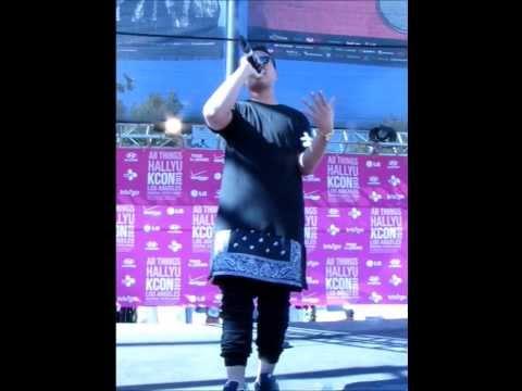 Jeff Bernat - Groovin @ KCON 2013