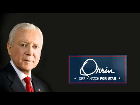 Mark Levin Endorses Orrin Hatch For Senate (Full Interview)