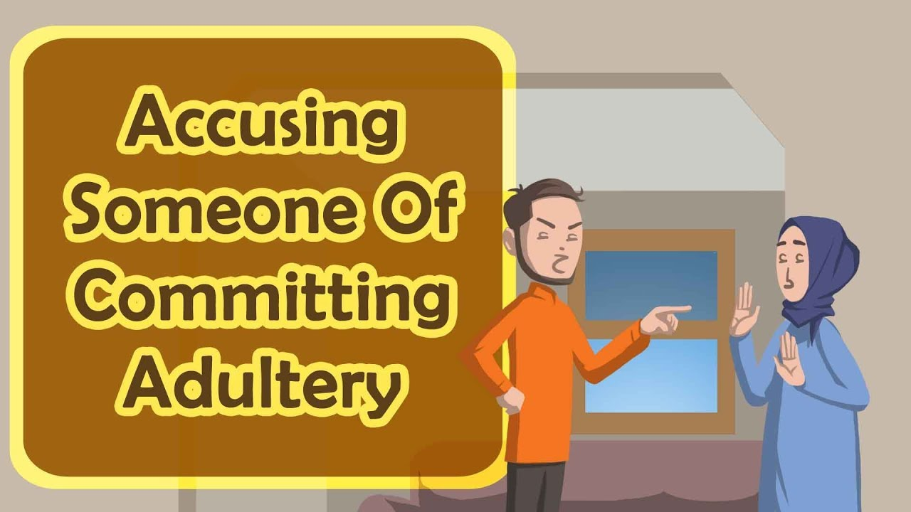 Accusing Someone Of Committing Adultery | Sheikh Mufti Menk