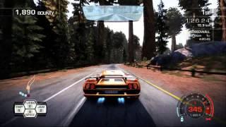 NFS: HP   Hotting Up 4:09.94   Hot Pursuit Race