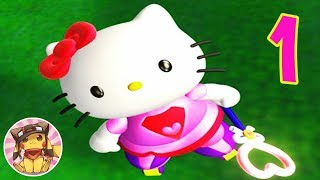 HELLO KITTY Roller Rescue - Gameplay Walkthrough Part 1 [1080p] No commentary