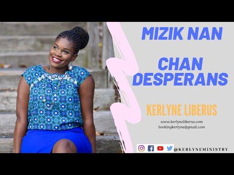 Mizik nan Chan Desperans la-- Chants D'esperance Francais