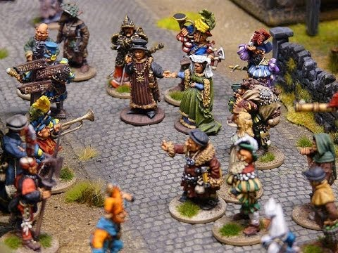 Finding Miniatures for Your D&D NPCs