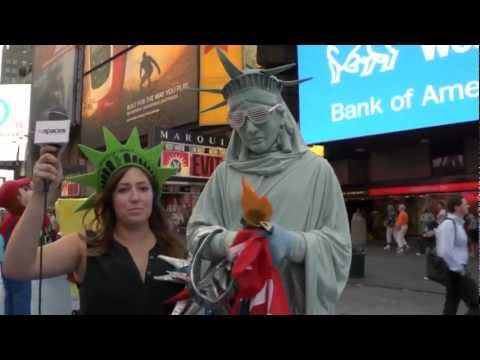 Splurge or Sweden in Times Square - INspaces Video