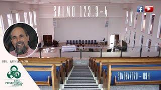 Reflexão: Salmo 123.3-4 - IPT