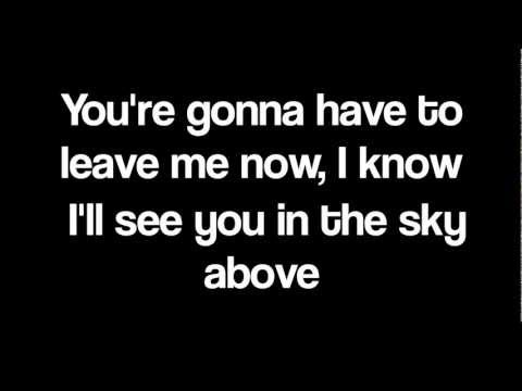 Miley Cyrus - You're Gonna Make Me Lonesome When You Go (LYRICS)