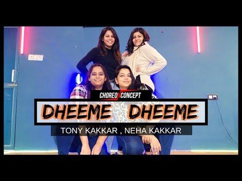 Dheeme Dheeme | Pati Patni Aur Woh | Choreo N Concept Dance Studio