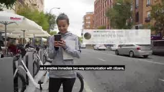 City Landscape Manager: our solution for a smarter, more connected and more human city - subtitled