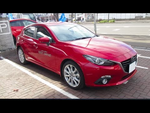 Mazda 3 Sport >> 2013 New Mazda Axela Mazda 3 Sport Exterior Interior