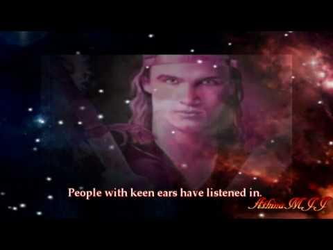 Michael Jackson Dancing the dream Angel of light Poem English subtitles