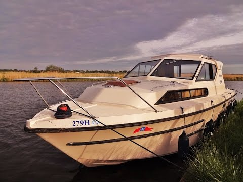 Norfolk Broads - Brinks Belmore - Weekend Special