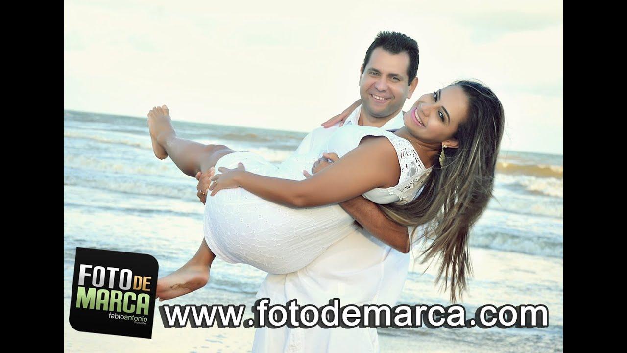 Populares Ensaio book fotográfico antes do casamento, Júlio e Jéssika - YouTube ZU09