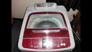 Samsung Wobble Washing Machine Review Hindi WA62K4200HB/TL | Washing Machine Review Hindi
