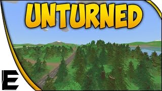 Unturned Adventure ➤ NIGHT RAID ON THE MILITARY BASE (Washington Vids Start Tomorrow)