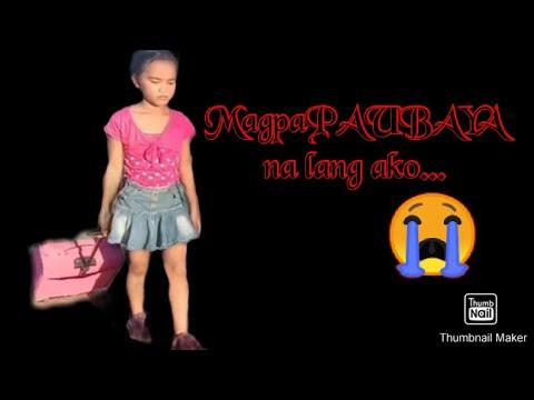 """Download MagpaPAUBAYA na lang ako...     Music video """"PAUBAYA"""""""