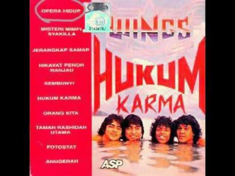 Wings - Opera Hidup (Album Hukum Karma)