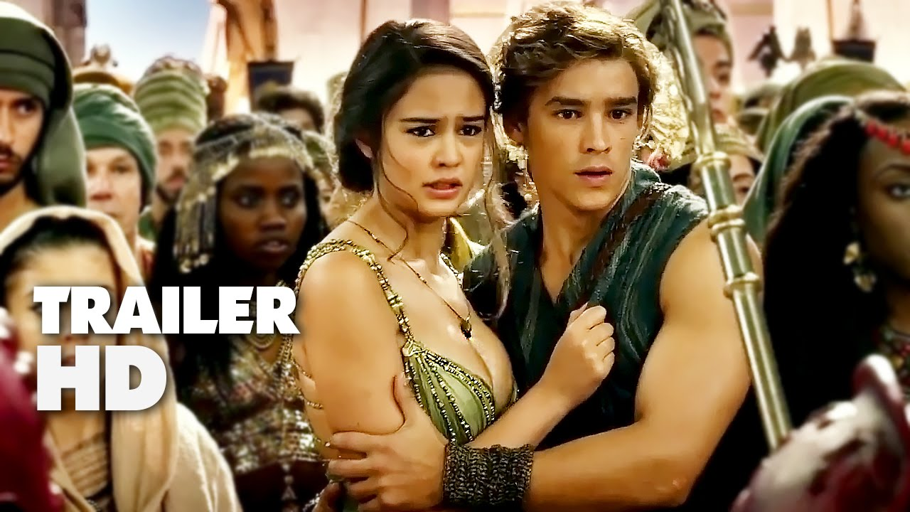 Gods of Egypt - Official Trailer 2 2016 - Gerard Butler Fantasy Movie HD