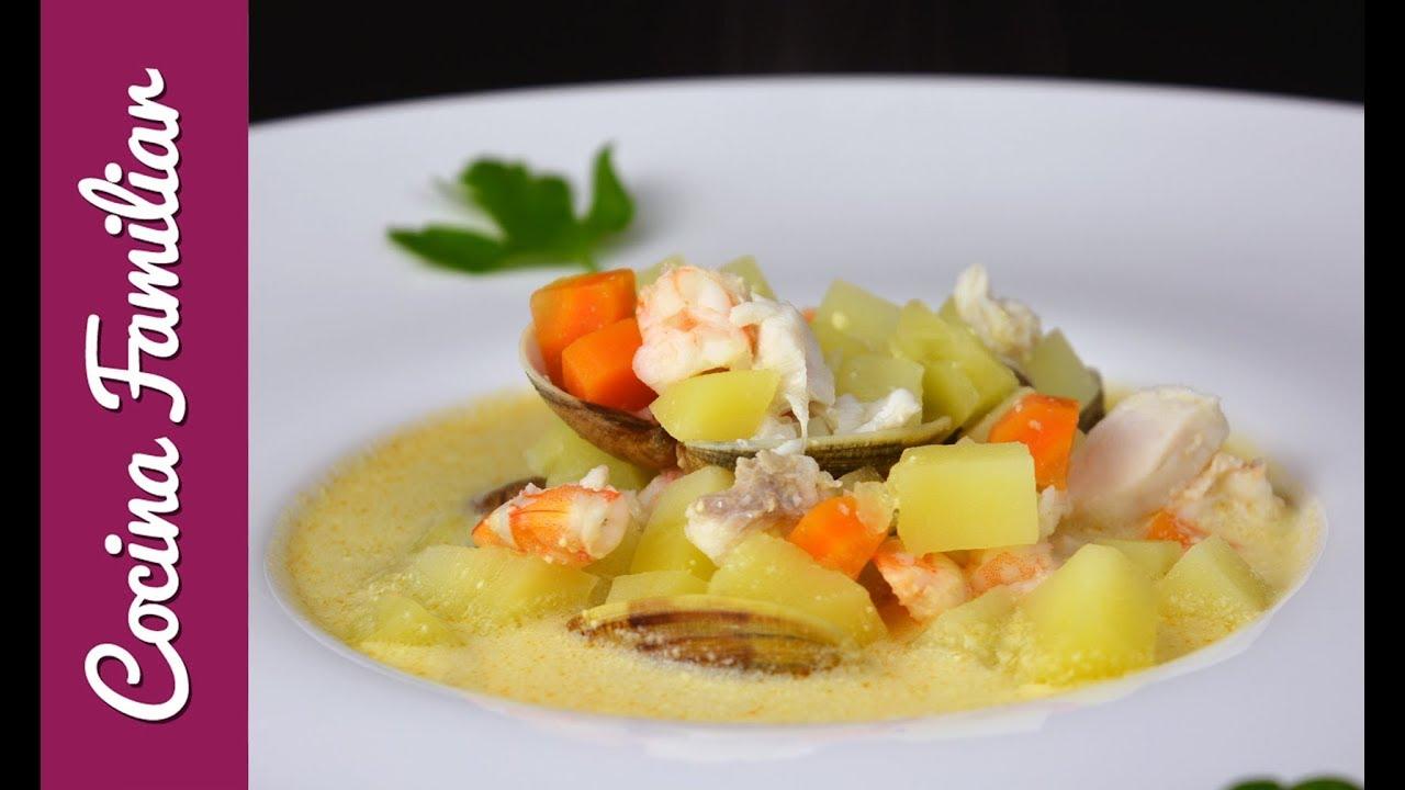 Gazpachuelo t pico de m laga recetas de cocina familiar for Javier romero cocina