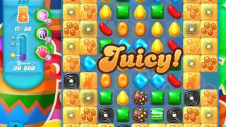 Candy Crush Soda Saga Level 855 (6th version)