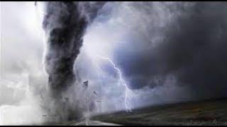 اقوى اعصار في الارض ؟؟؟  جحيم الارض !!!