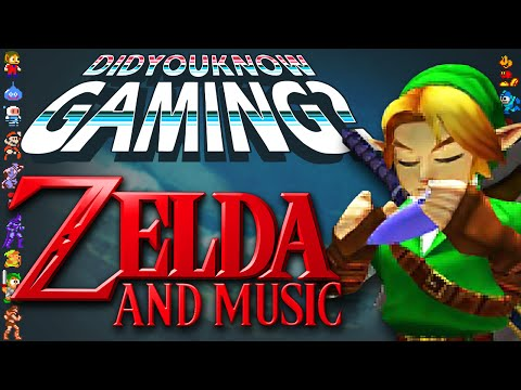 Zelda Music - Did You Know Gaming? Feat. SpaceHamster