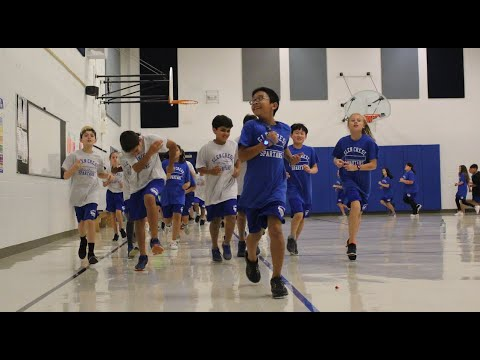 Developing lifelong fitness in young learners at Glen Crest Middle School