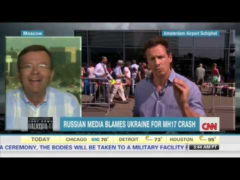 CNN Interview with RT Anchor Explodes  Chris Cuomo vs Peter Lavelle