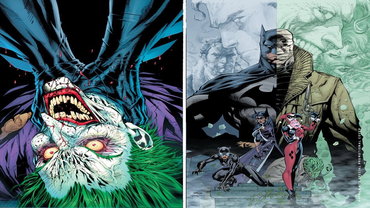 Batman Hush Pt 7 The Killing Joke Youtube