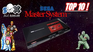 My Top 10 Sega Master System Games
