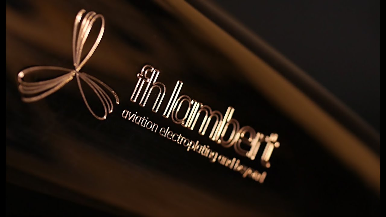 Gold Plating - Decorative precious metal plating, finishing