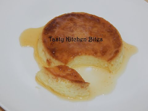 Only Egg Caramel Pudding