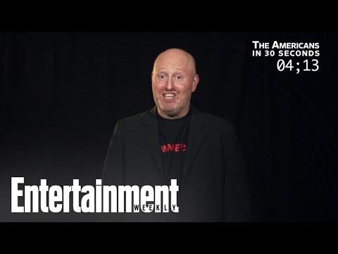 Creator Joe Weisberg Recaps 'The Americans' In 30 Seconds  Entertainment Weekly