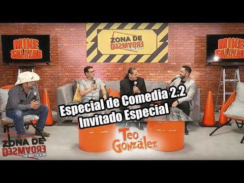 Mike Salazar - ZONA DE DESMADRE C/ Teo Gonzáles Ep.2 Temp.2