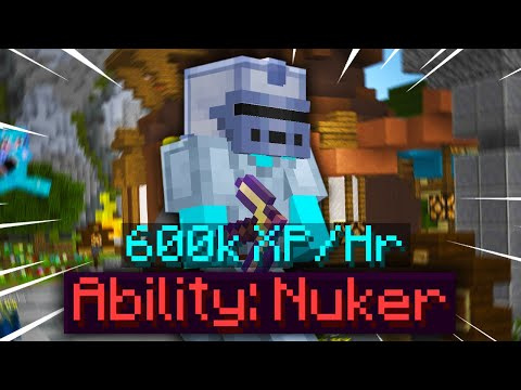 Hypixel Skyblock | The NEW Mineral Armor