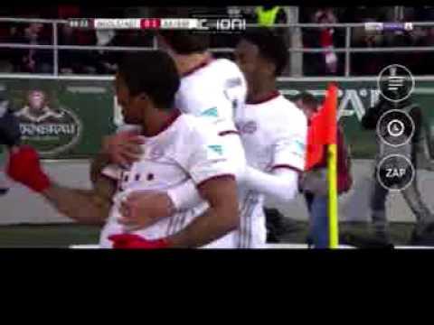 FC Ingolstadt 04 vs FC Bayern Munich  0-2  HD