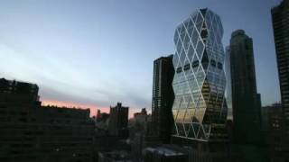 Treasures of New York׃ Hearst Tower