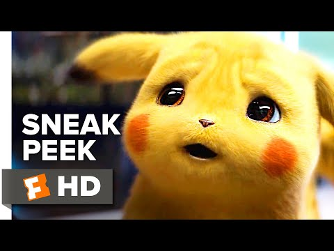 Detective Pikachu First Reactions: Pokémon Fans Will Love Cute, Thrilling, Heartfelt Crowd-Pleaser