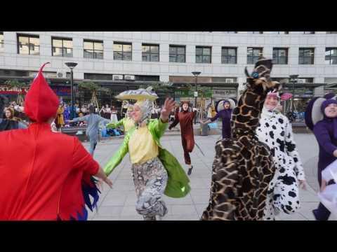 עדלאידע 2017 הרצליה ראש העיר מזמין את תושבי הרצליה לעדלאידע