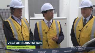 Launch of the Tesla Powerpack in Glen Innes substation