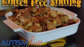 Healthy Eating - Gluten Free Stuffing