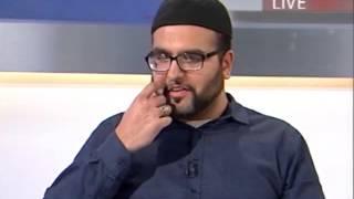 """Wie mutig ist Hamed Abdel Samad mit seinem Buch? Mohamed """"Eine Abrechnung """""""