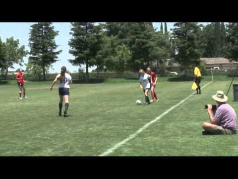 Marin FC 96 vs Strikers Championship Game Modesto Regionals