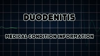 Duodenitis (Medical Condition)