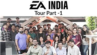 Electronic Arts India - Office Tour Part -1 | Showcase | iimjobs.com