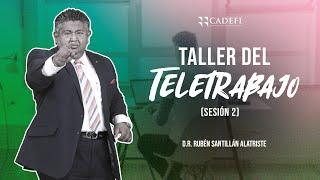 CADEFI - TALLER DE TELETRABAJO (SESION 2) 3 MARZO