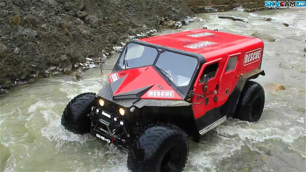 Types Of Jeeps >> Ghe-O Rescue - Made in Romania - YouTube
