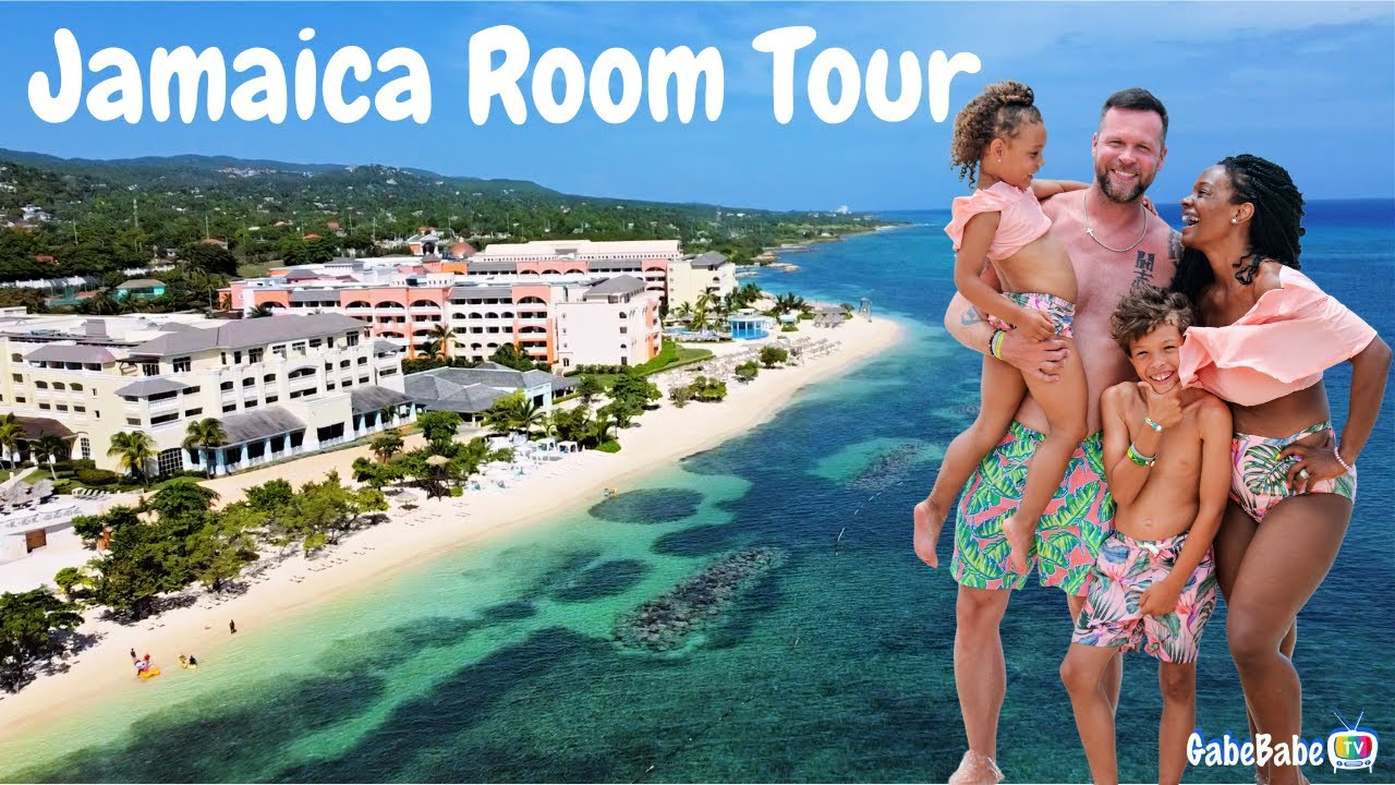 JAMAICA ROOM TOUR!   Iberostar Resort