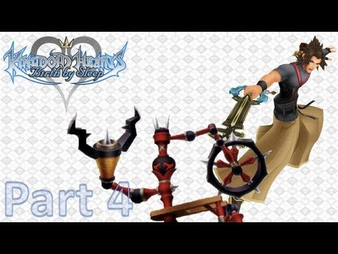 Kingdom Hearts Birth By Sleep - Part 4: Off on the Wrong Foot