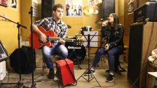 Mikaelyan Suzanna feat. Alexander Martirosyan cover (Jessie J - do it like a dude)